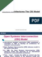 Osi Class Presentation