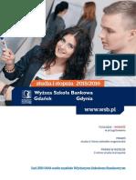 Informator 2015 - studia I stopnia - Wyższa Szkoła Bankowa w Gdańsku.pdf