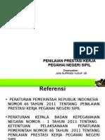 Materi Pembinaan Penilaian Kinerja PNS