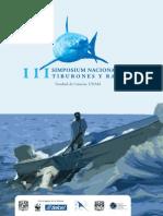 3er Simposium Nacional de Tiburones y Rayas
