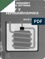 Calor y Termodinámica Zemansky