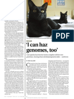 Cat Genome