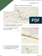1 Aeropuerto Bergamo- Duomo Bergamo Mapa(2)