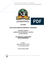 Syllabus Etica Profesional.doc
