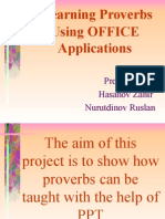 Proverbs Nurutdinov, Khasanov
