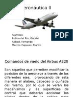 Aeronáutica II Sistemas del avion