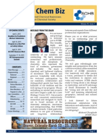 Small Chemical Businesses Division Newsletter