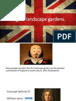 English Landscape Gardens