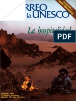 La Hospitalidad - Documento Unesco 1990