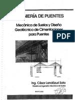 Ingenieria de Puentes