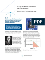 12 Tips on How to Select Your Next Oscilloscope Tip 2.pdf