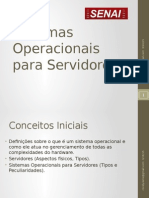 Sistemas Operacionais Para Servidores