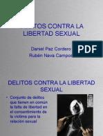 DELITOS SEXUALES CRIMINALISTICA