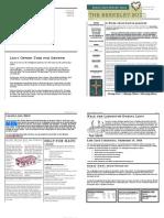Newsletter 01 2010