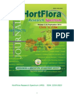 HortFlora Res. Spectrum (HRS)-Abstracts- Click 'n'Cite - 2015