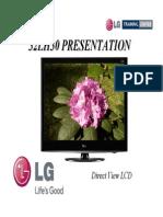 Tv Lcd Lg 32lh30_manual de Entrenamiento