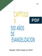 f) v. Evangelizacion