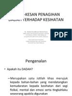 Dadah Dan Kesan Terhadap Kesihatan Pdf2