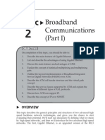Broadband Communications Part I