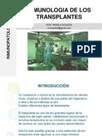 Tema # 23 Inmunidad Antitumoral y Transplantes