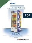 Manual Tecnico Hussmann ARL570