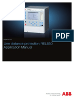 1MRK506325-UEN - En Application Manual Line Distance Protection REL650 IEC