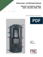 Boiler Siss550