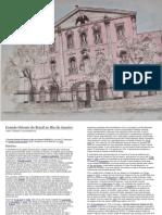A História Do Grande Oriente Do Brasil e a Quinta Da Regaleira