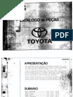 Catalogo de Peças Toyota