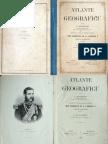 Atlante Geograficu - 1868
