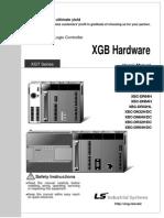 XGB HARDWARE USERS MANUAL