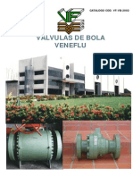 Catalogo Valvula de Bola