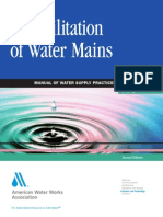 American Water Works Association Rehabilitation of Water Mains 2001