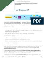 Curso Online de C# y Plataforma