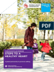 Bupa Steps to a Healthy Heart