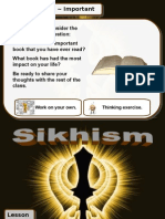 sikhism lesson4 the guru granth sahib 2010