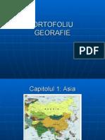 PORTOFOLIU   GEORAFIE