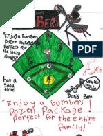 Bombers by Patti Kuenzel's 3rd grade class