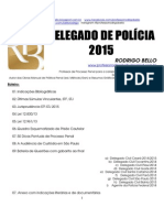 @Bellorodrigo - Delegado Civil 2015