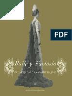 Baile y Fantasía. Palacio Concha-Cazotte, 1912. (2013)