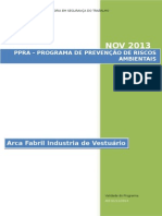 3 - PPRA - Arca