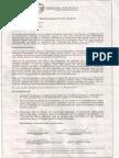 Resolución N° 001-TE/2015 - CPP