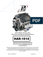 HAR-1014 VORTEC DBW Harness Instructions 4