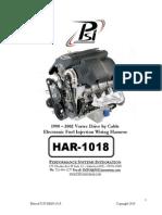 HAR-1018 VORTEC Harness Instructions 8