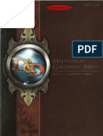 Madness at Gardmore Abbey, Book 1 - Enemies and Allies