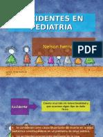 Accidentes en Pediatria