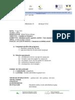 Comunicare - Proiect de Lectie(1)