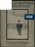 a book of drawing by h m bateman