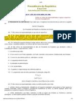 L1079 PERDA DO CARGO -  Impeachment