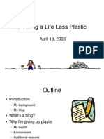 Creating a Life Less Plastic